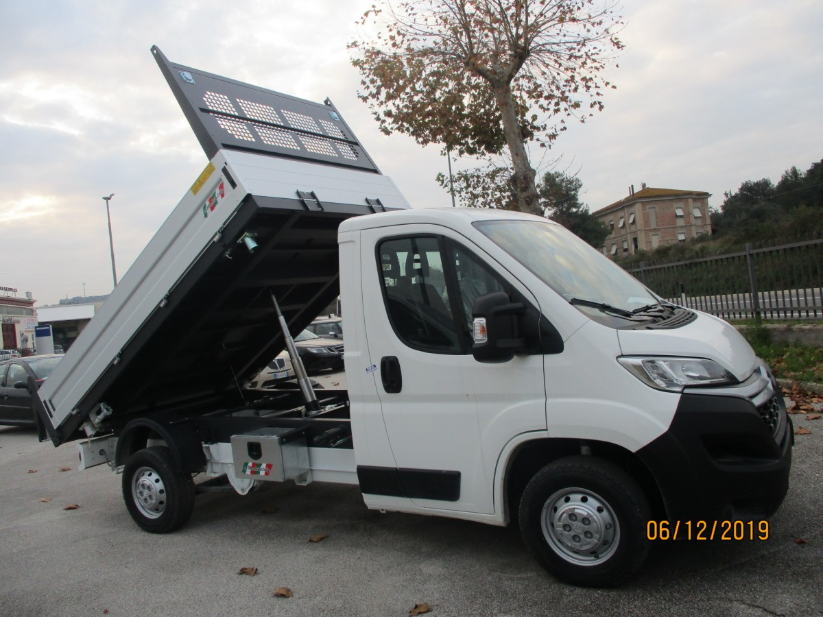 citroen JUMPER CASSONE RIBALTABILE full optional pronta consegna SUPER PREZZO !!!